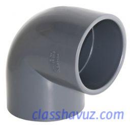 PİMTAŞ UH-PVC 90° Y.M. Dirsek