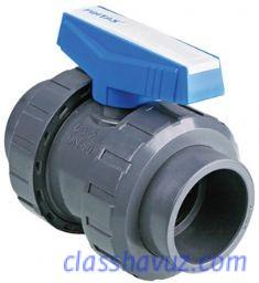 PİMTAŞ U-PVC Küresel Su Vanası