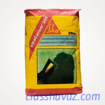 SİKA Ceram 205 FLEX Granit Yapıştırıcı