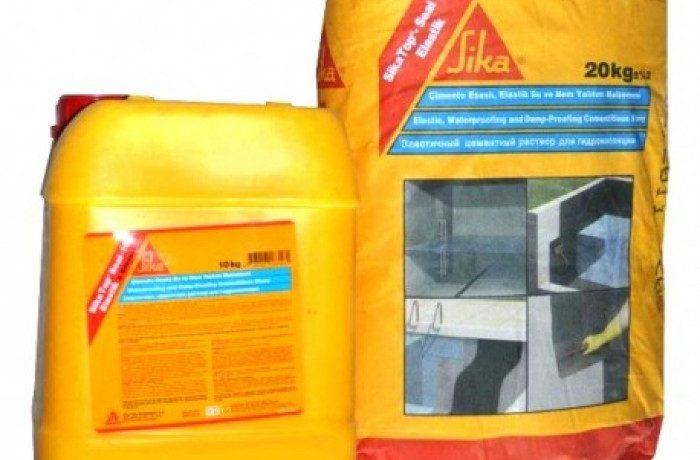 SikaTop® Seal-107 Elastik